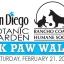 """RCHS-The Third Annual """"5K Paw Walk in the Garden"""""""