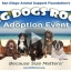 6th ANNUAL BIG DOGS ROCK ADOPTION EVENT!