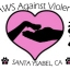PAWS AGAINST VIOLENCE