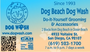 Dog Beach Dog Wash